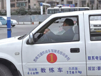 全省驾照直考第一人车祸遇难 所驾车辆翻入河道