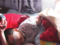 男孩患上骨肉瘤没钱治续:爱心捐款已达7万余元