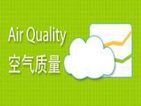 第三季度全国空气质量状况发布 贵阳排名第13位